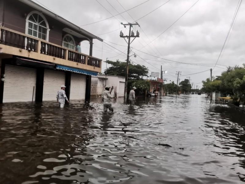 Afectaciones en 80% de las casas en Lerdo