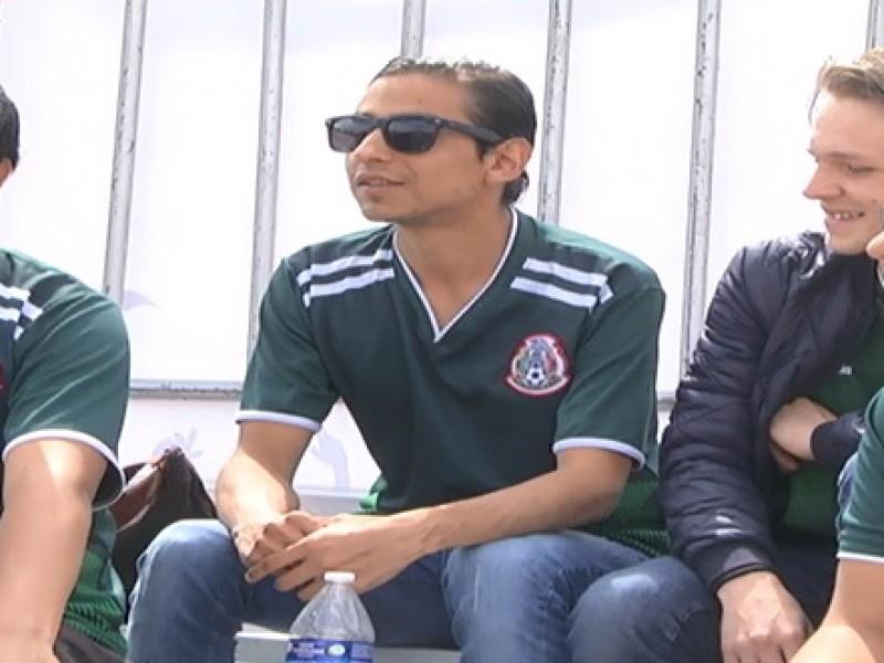 Afición zacatecana opina del pase de la SelecciónMexicana