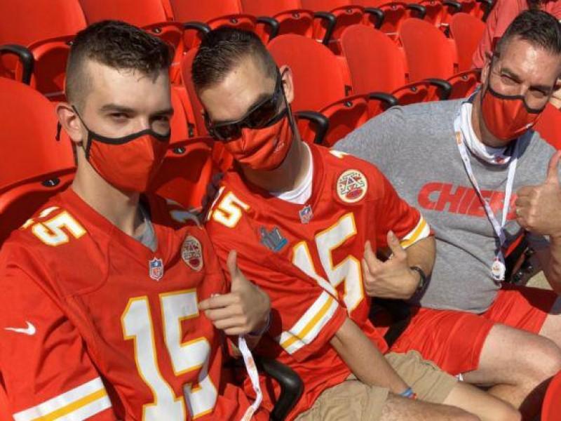 Aficionados de la NFL son afectados por el COVID-19