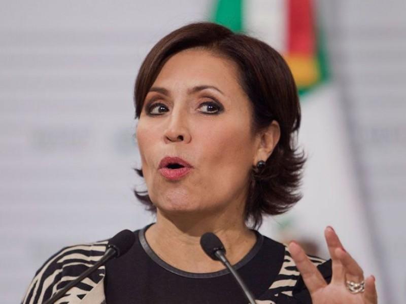 📹🗞️Afilan guillotina contra Rosario Robles