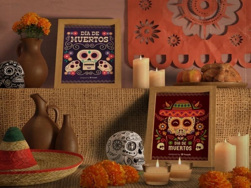 Afinan detalles para celebraciones de Día de muertos