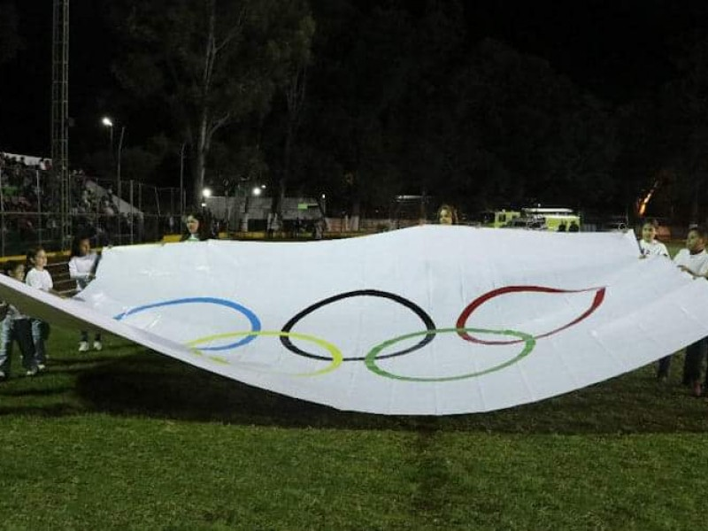 Afinan detalles para la olimpiada 2018 en Zamora