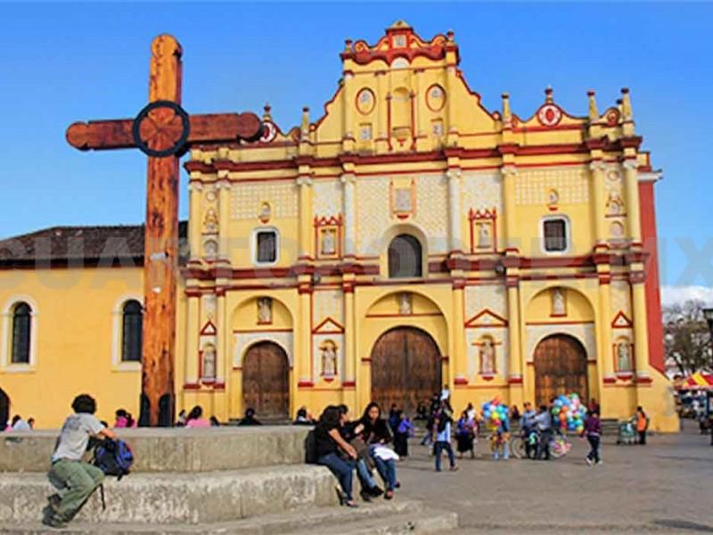 Afluencia de visitantes en Chiapas a 45%