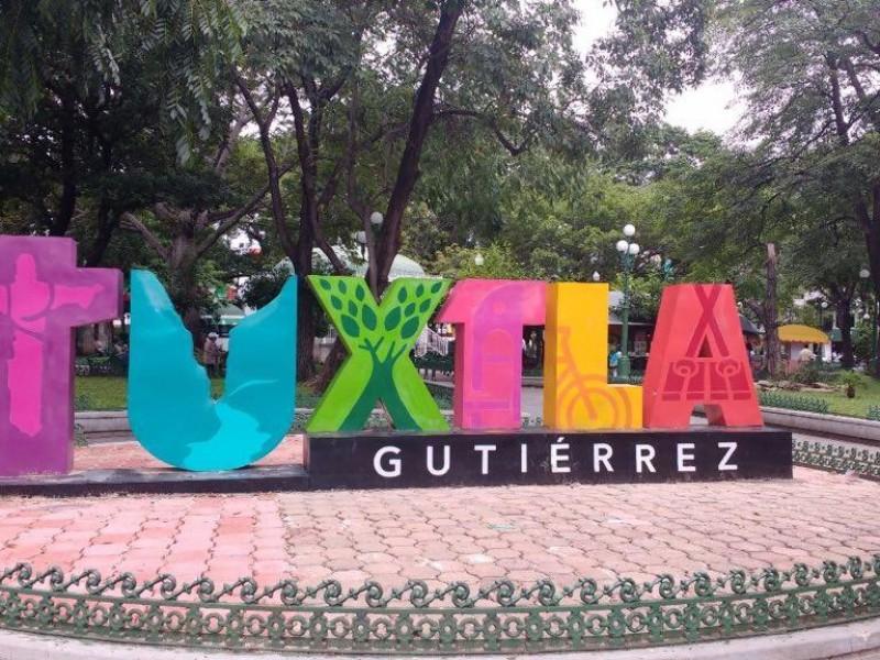 Afluencia turística, registra incremento en Tuxtla