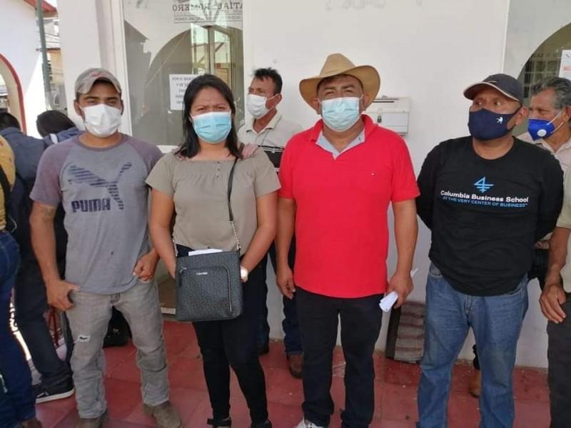 Agentes Municipales de Matías Romero radicalizan sus acciones