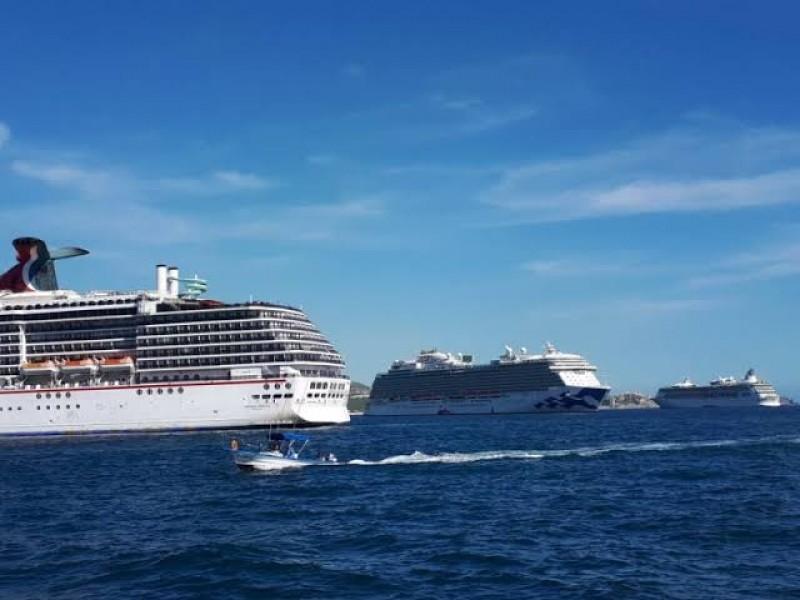 Agosto 23 se reactiva la llegada de cruceros a CSL