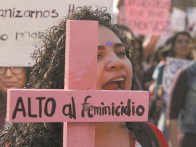 Agosto se convirtió en el mes con más feminicidios