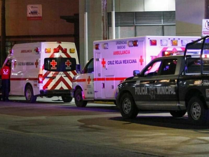 Agreden a balazos a policías en Tijuana; se encuentran hospitalizados