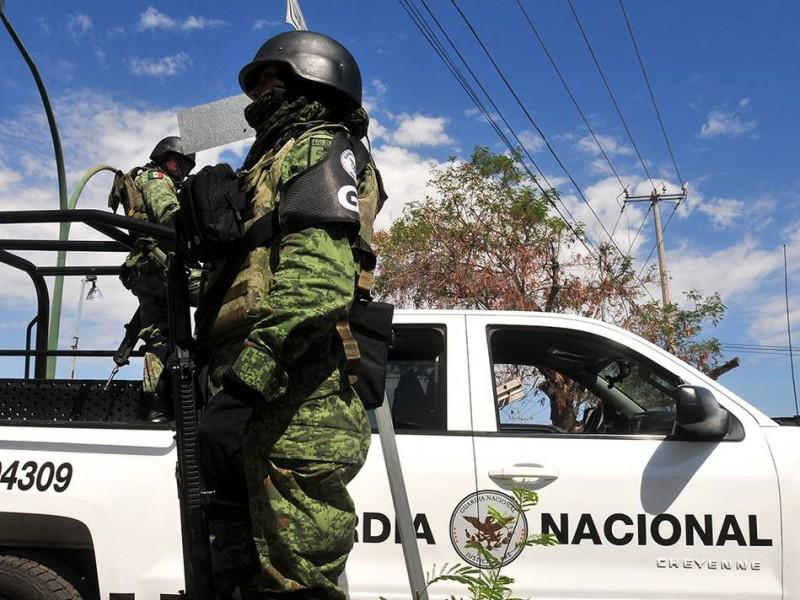 Agreden a guardias nacionales en Valparaíso