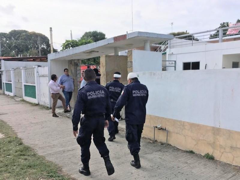 Agreden a policias de Tuxpan