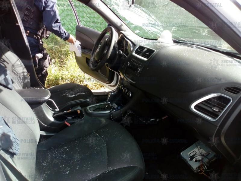 Agreden a policías estatales en San Mateo Nopala
