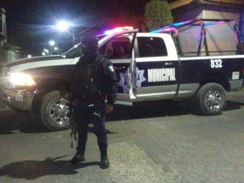 Agreden a policías municipales en Nochistlán, tres lesionados