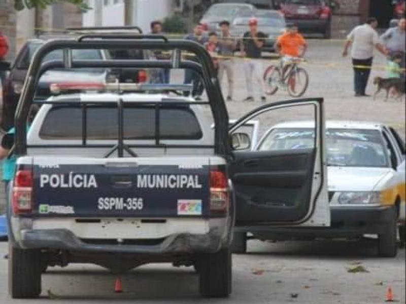 Agreden a policías municipales en Tapachula