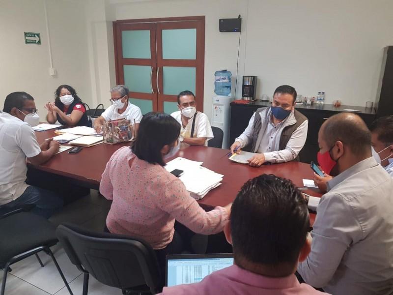 Agremiados de la Sección 35 del SNTS advierten protestas
