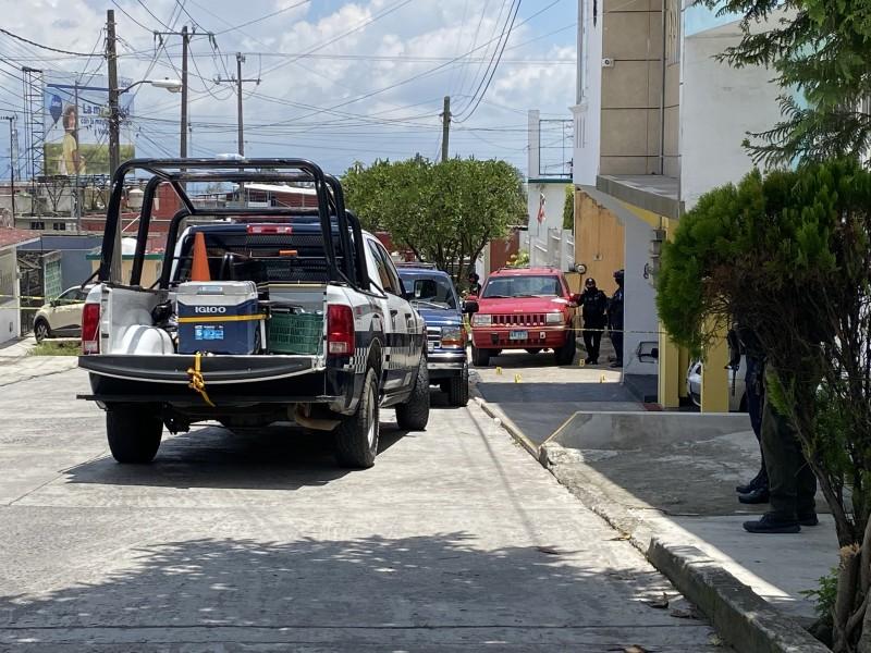 Agresión a balazos desata operativo en Xalapa