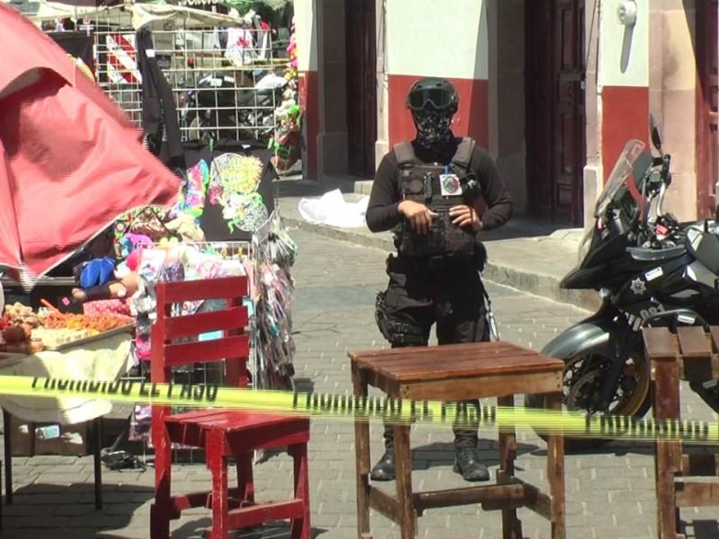 Agresión armada contra un hombre en plazuela del Vivac