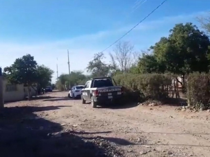 Agresión armada en Loma de Guamúchil deja un lesionado