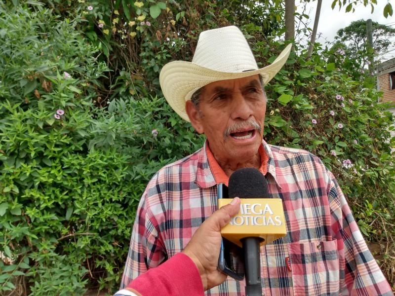 Agricultores no ven el cambio en el campo