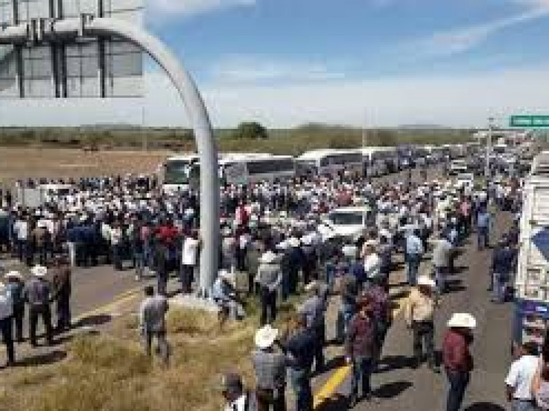 Agricultores tomarán la carretera