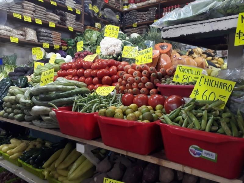 Aguacate, pepino, chiles y otras verduras suben de precio