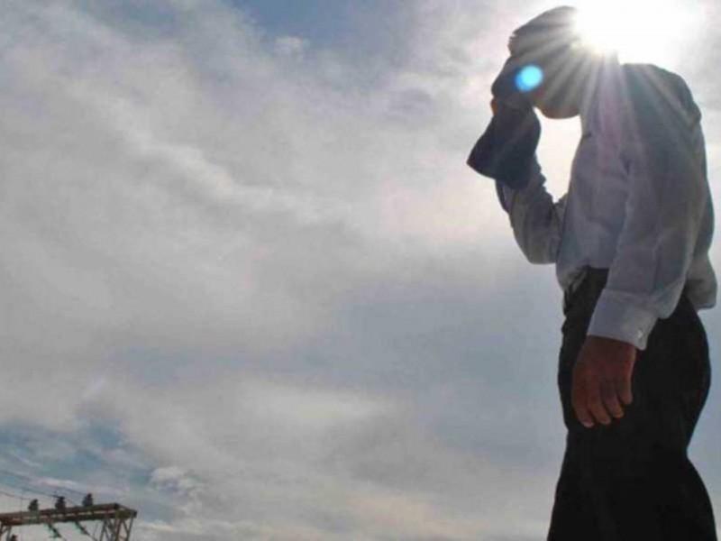 Ahome registra las temperaturas más altas del estado