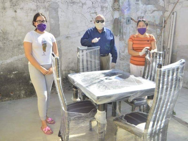 Aislados: alcalde y esposa tras prueba de Coronavirus