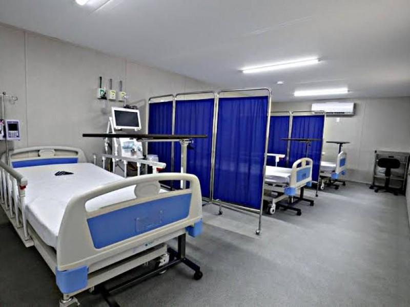 Al 16% la ocupación hospitalaria; se han relajado medidas, advierten