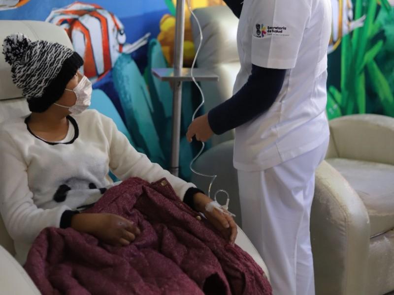 Al 60% abasto de medicamentos para niños con cáncer michoacanos