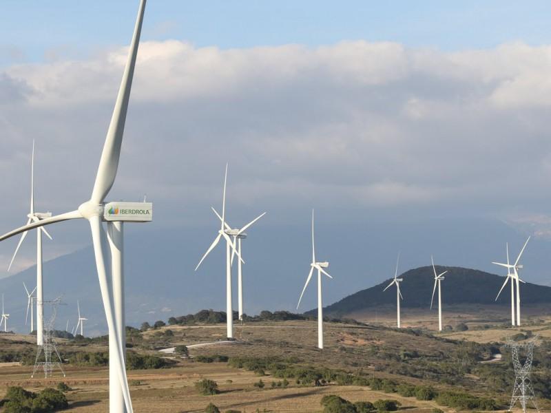 Al 70%, segundo parque eólico PIER en Puebla