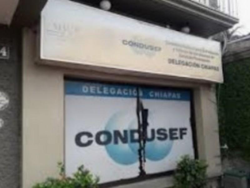 Al alza quejas ante Condusef por fraudes en transferencias bancarias