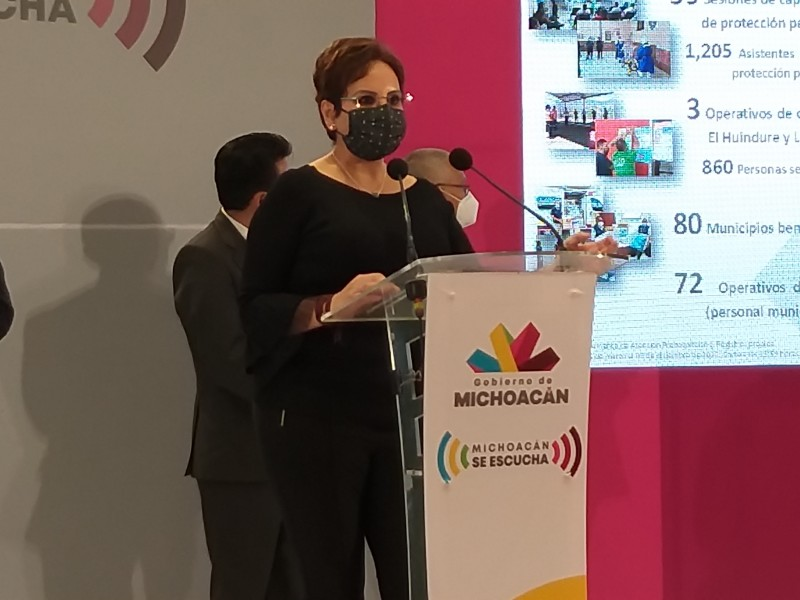 Al concluir temporada invernal, Michoacán analizará regreso a clases presenciales