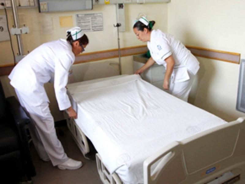 Al límite; uso de camas hospitalarias en IMSS por Covid-19