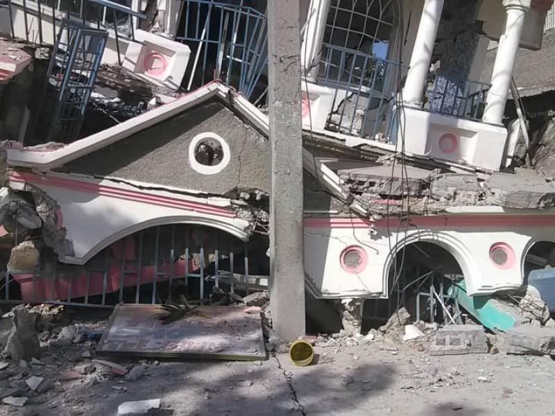 Al menos 29 muertos por el terremoto en Haití
