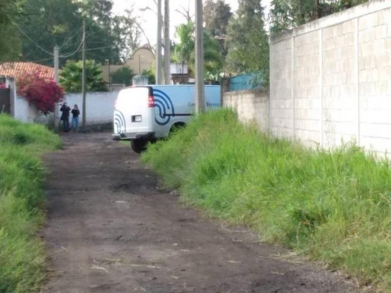 Al menos 6 víctimas encontradas en fosa de Ixtlahuacán: Fiscalía