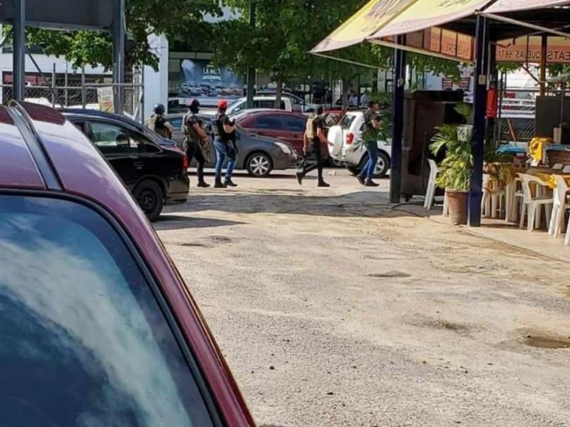 Al menos cuatro balaceras en Culiacán