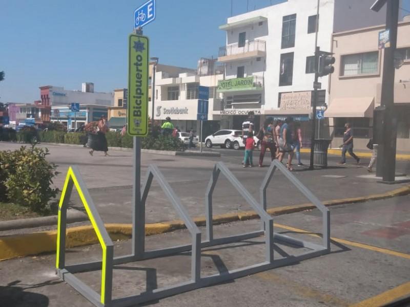 Al menos un robo de bicicletas por semana en VdeA