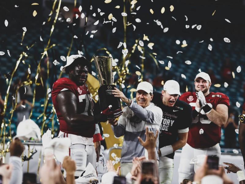 Alabama se proclama campeón colegial