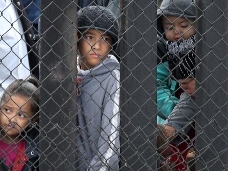 Alarmante: 13 mil niños inmigrantes detenidos en EUA