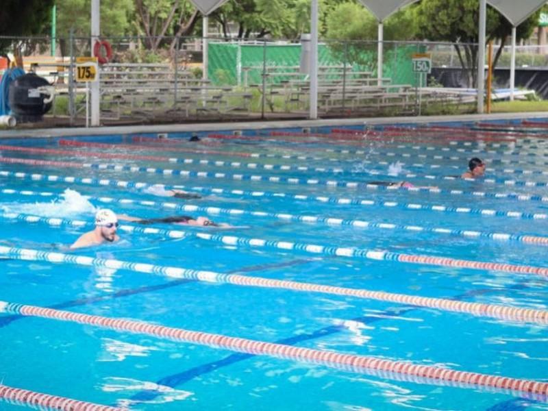 Albercas de gimnasios pueden ser ocupadas para entrenamientos