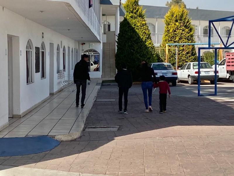 Albergan en Durango a madre e hijos nayaritas sin hogar