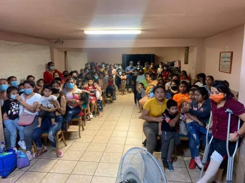 Albergue San Juan Bosco no recibirán a más migrantes