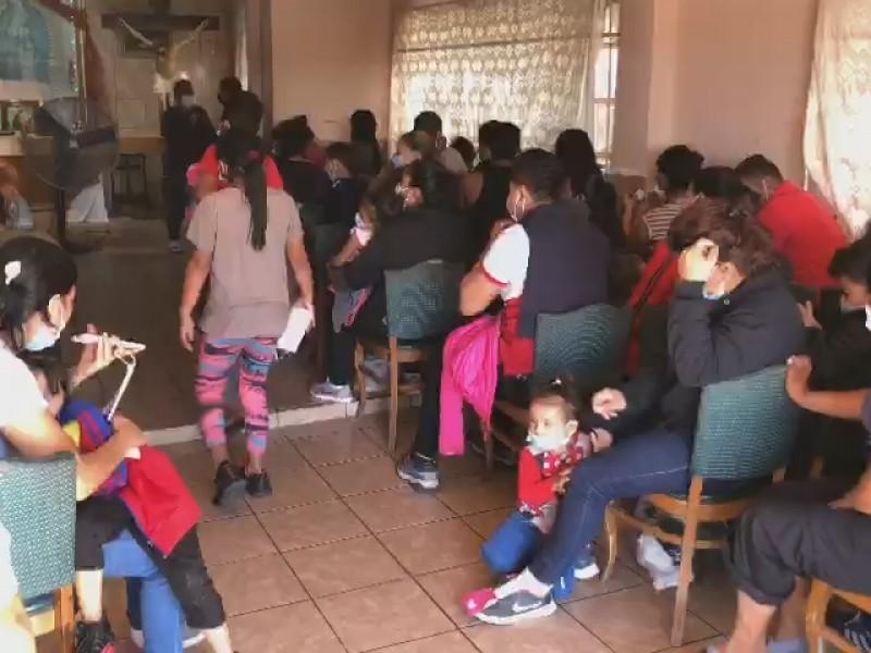 Albergue San Juan Bosco registra incremento de migrantes