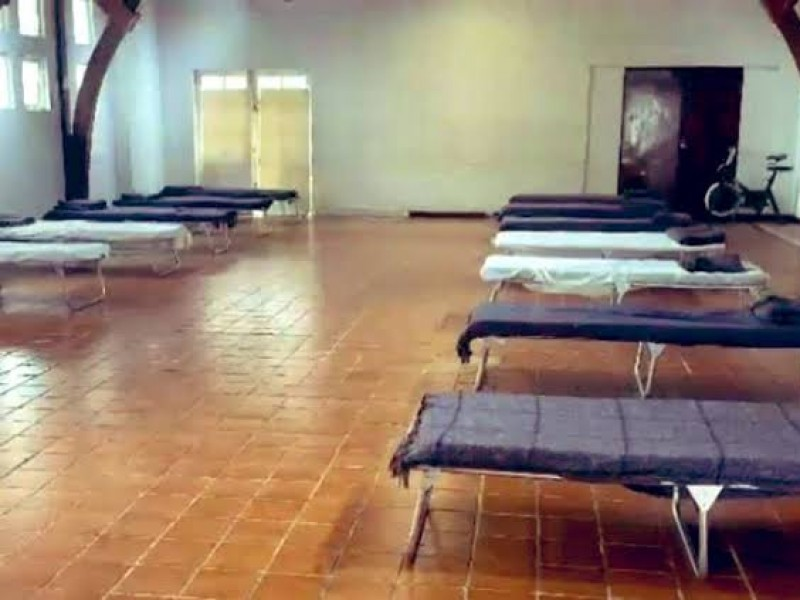 Albergues de Xalapa registraron baja ocupación