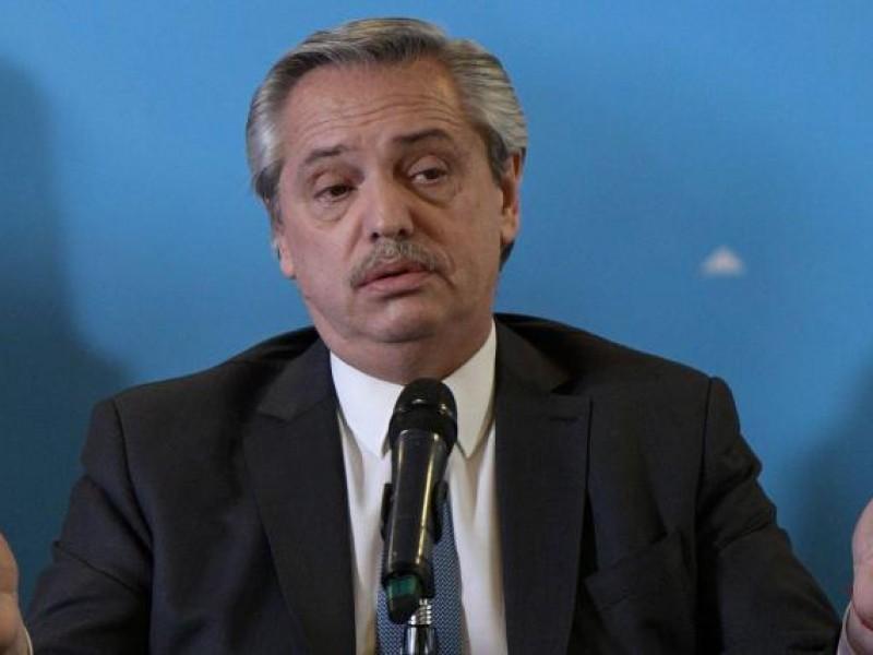 Alberto Fernández cancela visita a cumbre de CELAC en México
