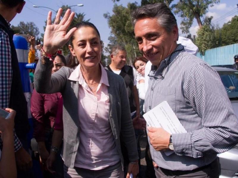 Alcalde de Coyoacán se suma a Morena