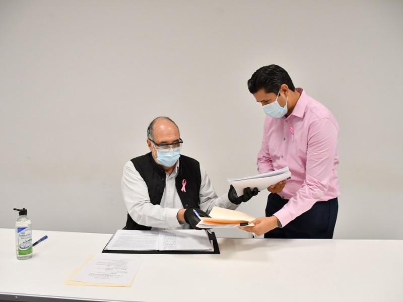 Pide alcalde de Guadalupe reforzar medidas sanitarias
