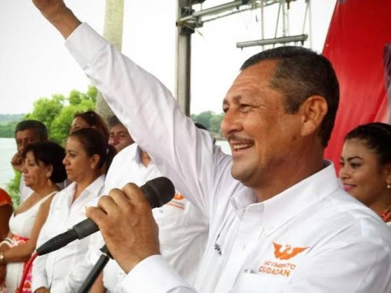 Alcalde de Gutierrez Zamora advierte arresto a sus pobladores