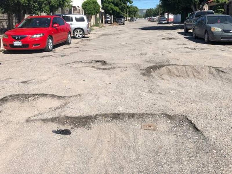 Pedirá Astiazarán financiamiento a corto plazo para reparar calles
