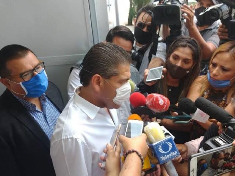 Alcalde de Ixtlahuacán solicita amparo para descongelar cuenta bancaria