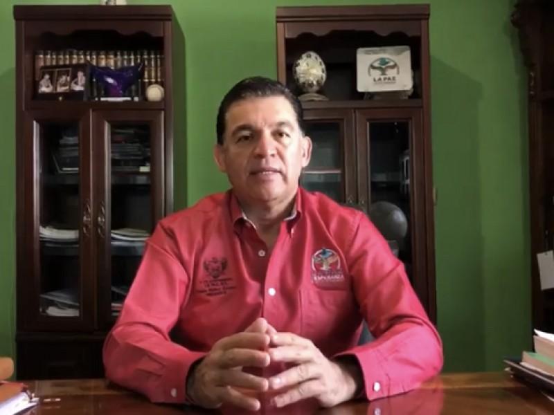 Alcalde de La Paz confirma 2 casos de coronavirus